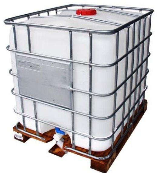 Dep sito pl stico 1000l for Depositos de plastico