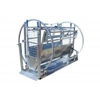 Caixa grande de rotação para ovelhas IAE
